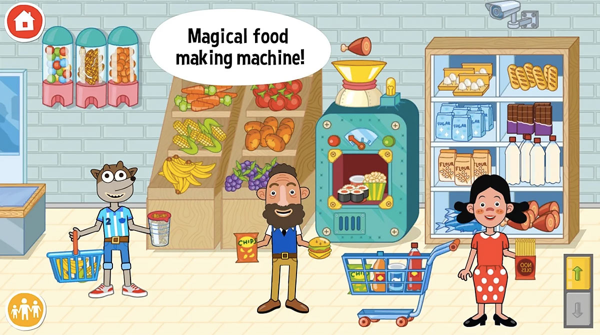 Pepi Superstores Magical Food Machine
