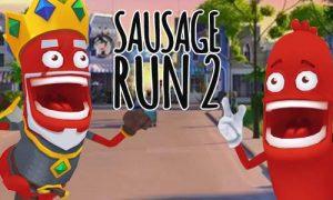 Play Sausage Run 2 on PC