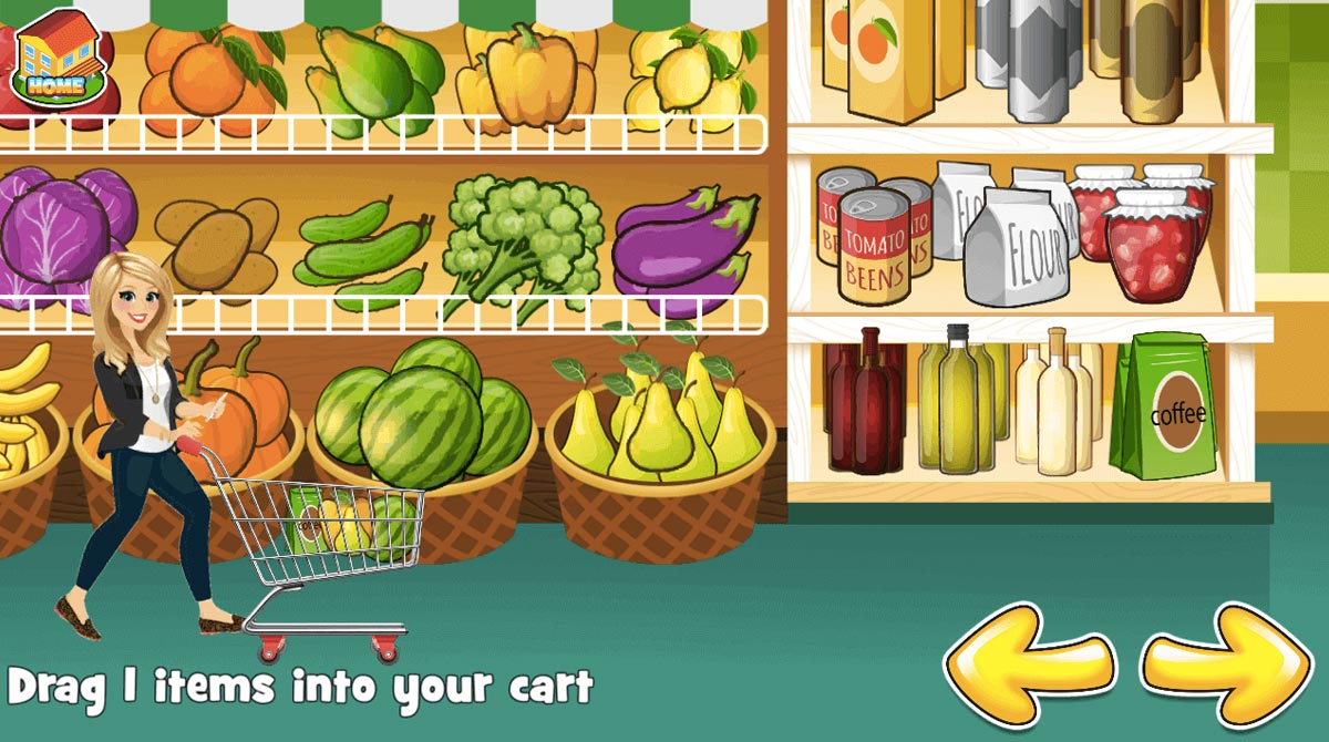 supermarket grocery download PC free - Supermarket Grocery Superstore - Supermarket Games