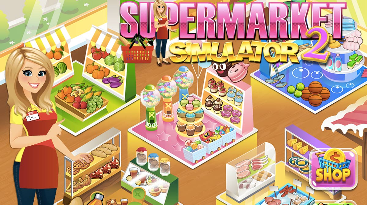 supermarket grocery store gir download PC free - Supermarket Grocery Store Girl - Supermarket Games