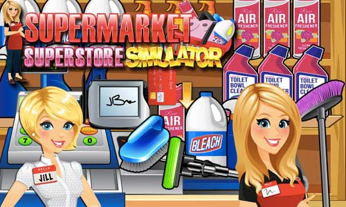 Play Supermarket Grocery Superstore – Supermarket Games on PC