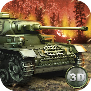 Play Tank Battle 3D: World War II on PC