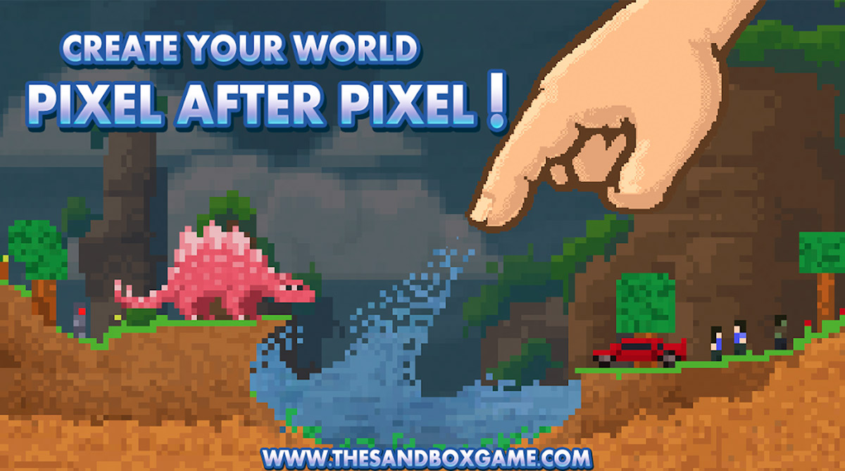 the sandbox craft play share download free - The Sandbox: Craft Play Share
