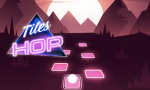 Play Tiles Hop: EDM Rush! on PC