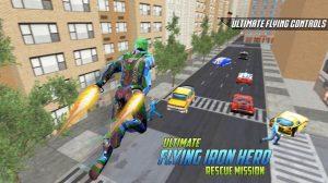 Ultimate KungFu Superhero Flying Control