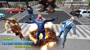 Ultimate KungFu Superhero Special Power