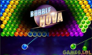 Play Bubble Nova on PC
