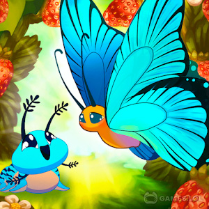 Play Flutter: Butterfly Sanctuary on PC