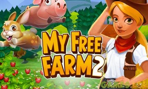 Play My Free Farm 2 on PC