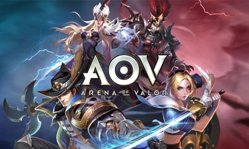 Play Garena AOV – Arena of Valor on PC