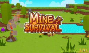 Play Mine Survival on PC