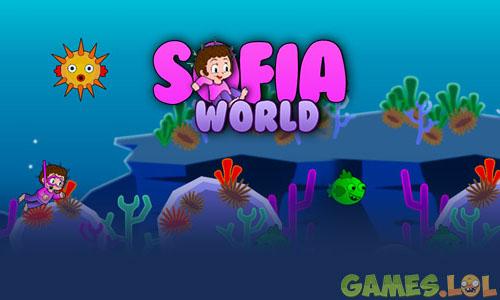 Play Sofia World on PC