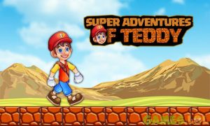 Play Super Adventures of Teddy on PC