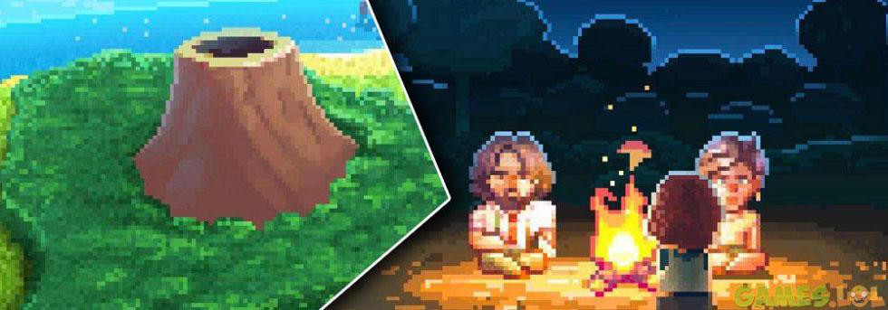 Tinker Island – Pixel Art Survival Adventure Free PC Download