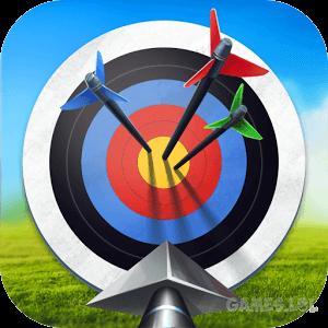 archery bow arcade style