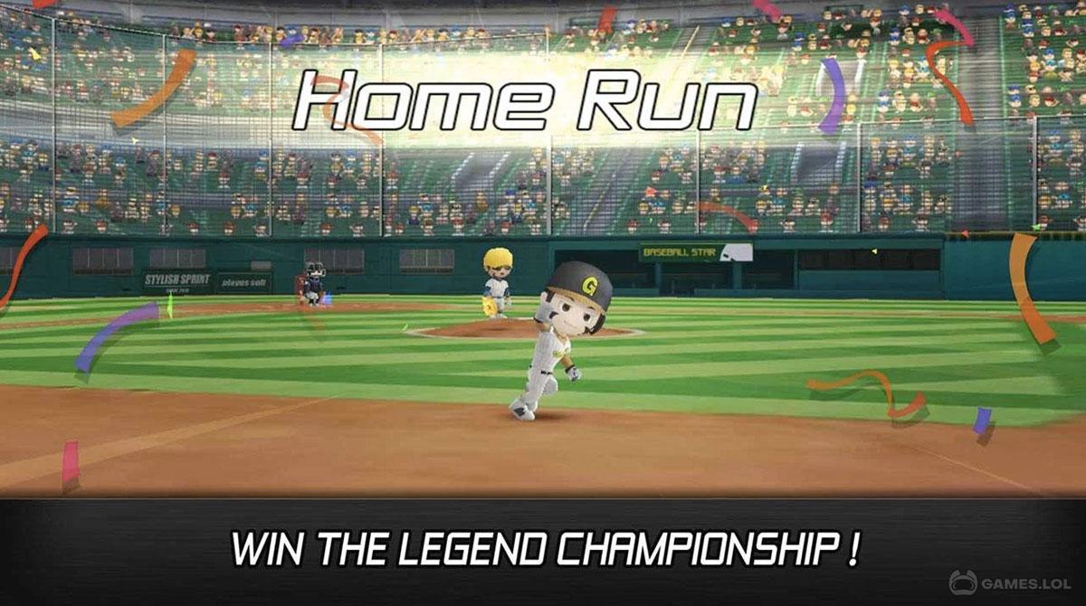baseball star download PC free - Baseball Star