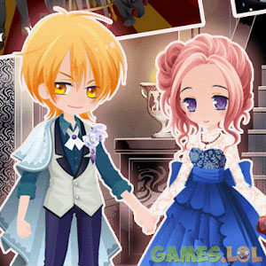 Play Blood in Roses – otome game/dating sim on PC