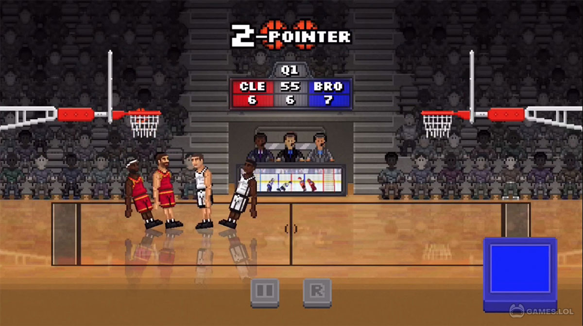 bouncy basketball download PC free - Bouncy Basketball