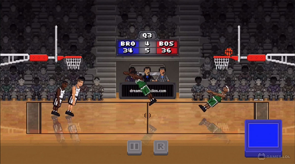 bouncy basketball download PC - Bouncy Basketball