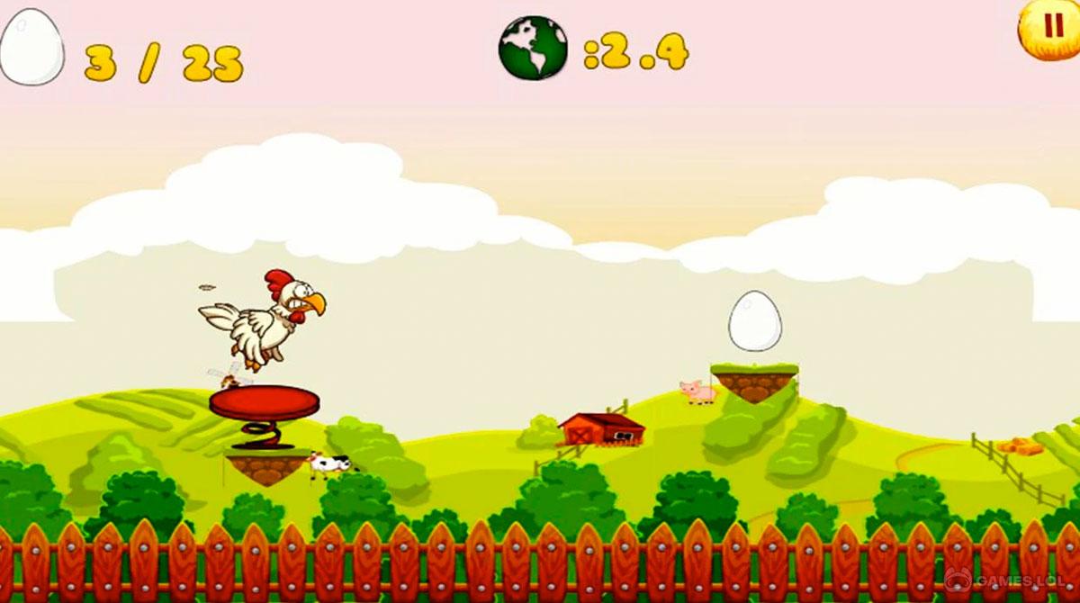 chicken run download PC free