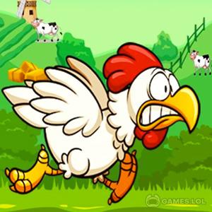 Play Chicken Run on PC