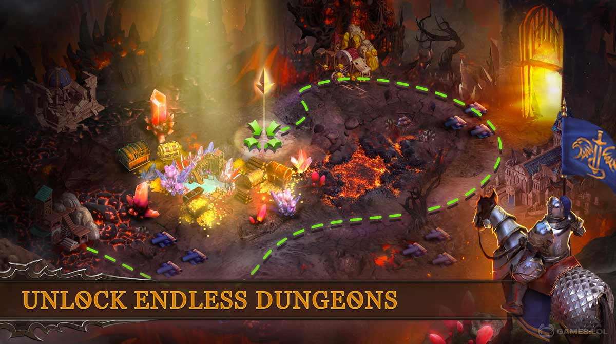 dungeon heroes download PC