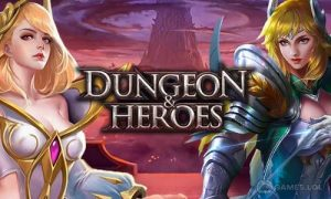 Play Dungeon & Heroes: 3D RPG on PC