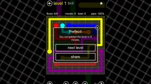 Flow Free Connect Complete Level