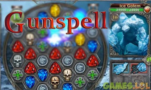 Play Gunspell – Match 3 Battles on PC