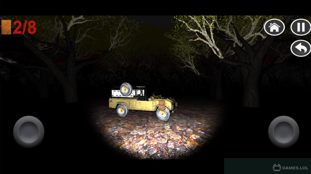 horror forest 3d download PC