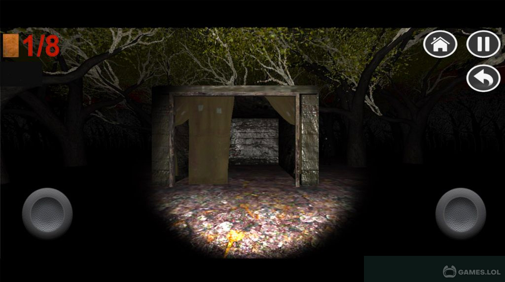 horror forest 3d download free