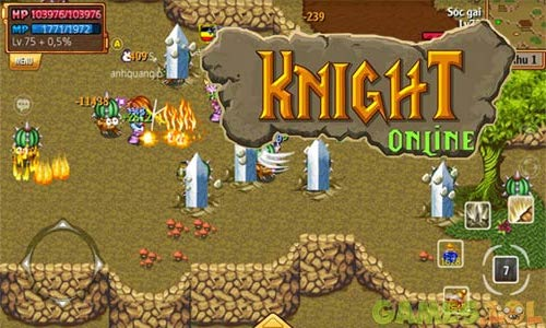 Play Knight Age on PC