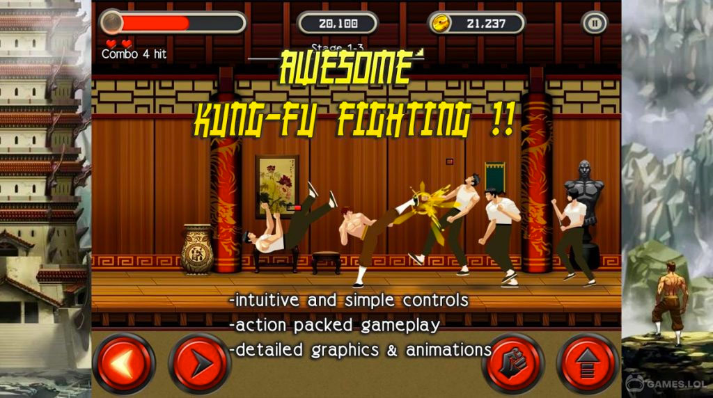 kungfu quest download free