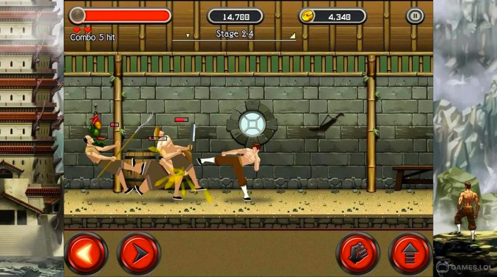 kungfu quest download full version