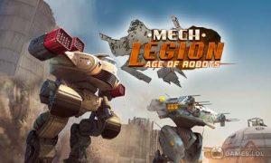 Play Mech Legion: Age of Robots on PC