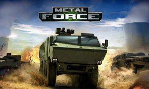 Play Metal Force: War Modern Tanks on PC