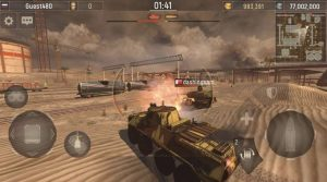 metal force tank bomb