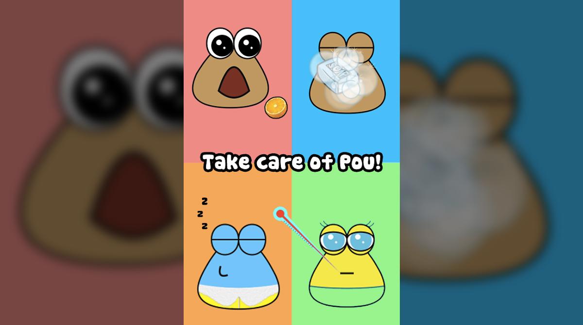 pou take care of pou