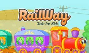 Play Railway: train for kids on PC