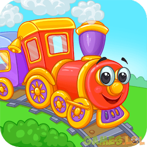 Play Railway: train for kids on PC