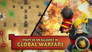 samurai siege global warfare