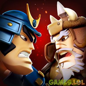 Play Samurai Siege: Alliance Wars on PC