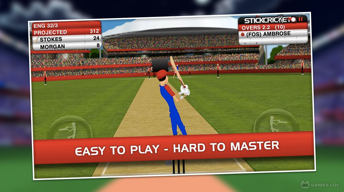 stick cricket download PC free - Stick Cricket