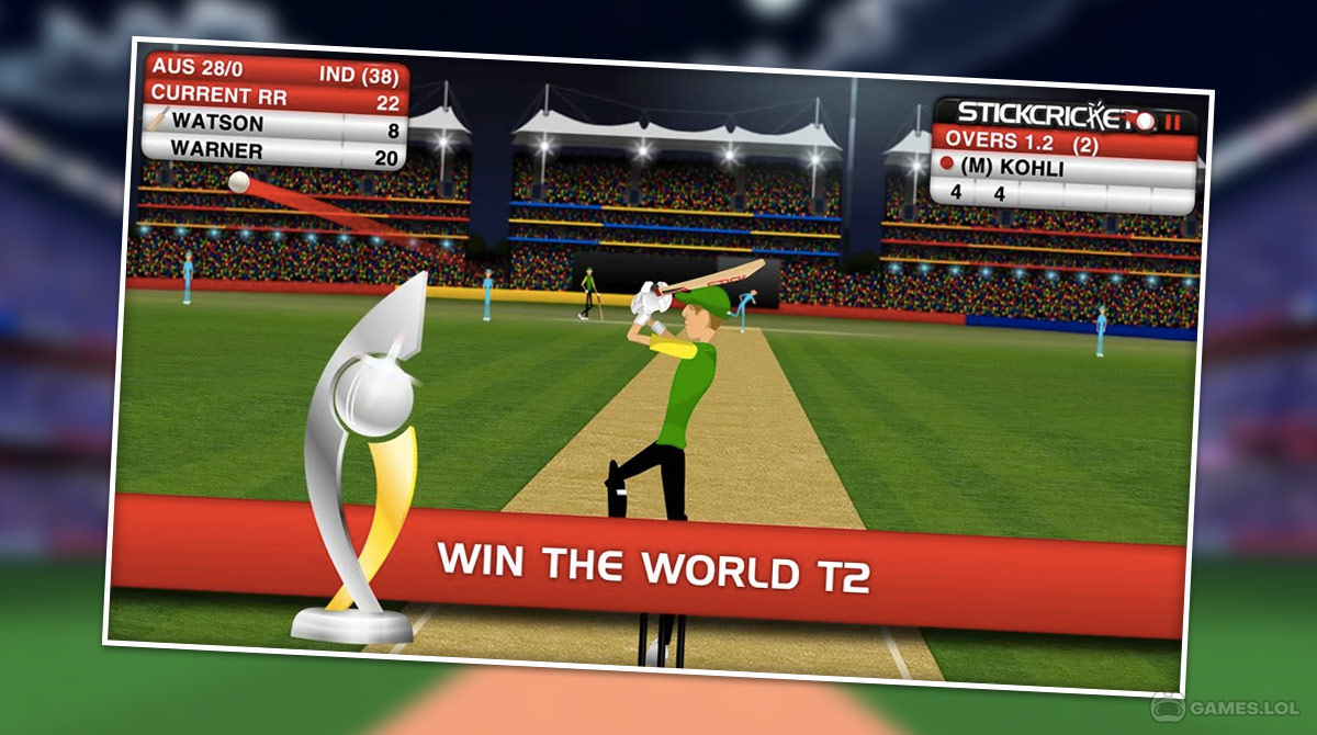 2 player cricket games for pc free download