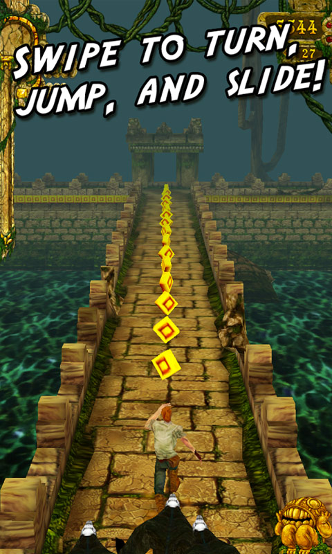 Online Temple Run