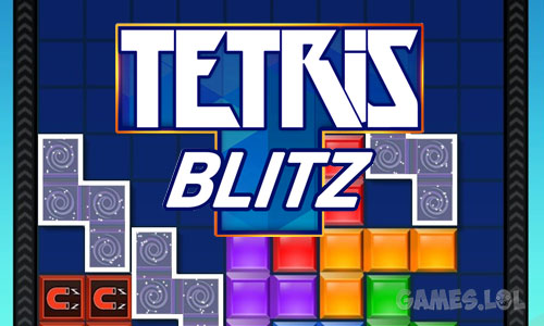 Play Tetris Blitz on PC