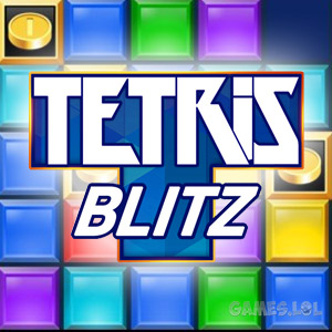 Play Tetris Blitz  on PC