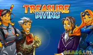 Play Treasure Diving on PC