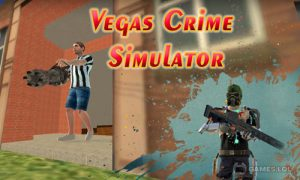 Play Vegas Crime on PC