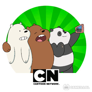 Play We Bare Bears Quest for NomNom on PC